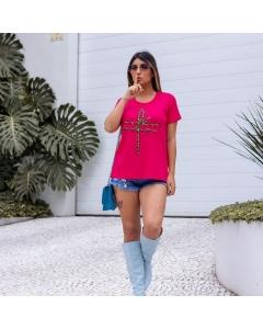 Camiseta Paiol T-shirts G frases bíblicas