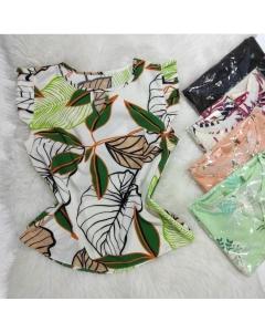 Blusa   Panpan Fashion Feminina