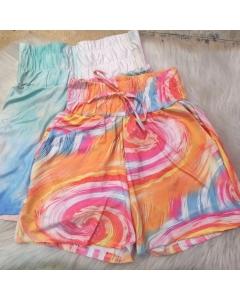 Short Panpan Fashion Feminina