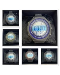Relógio digital prova d'água!