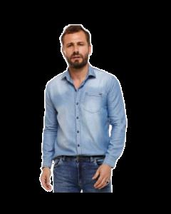 Camiseta jeans clara Tayem Fashion