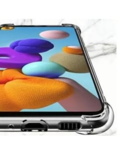 Capa Capinha transparente Silicone para Samsung M31