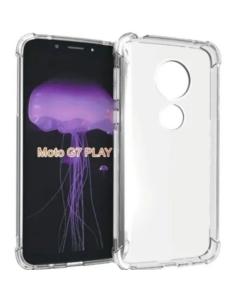 Capa Capinha transparente Silicone para Motorola G7 PLAY