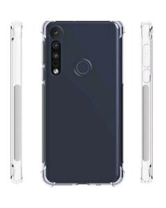 Capa Capinha transparente Silicone para Motorola G8 PLAY/ MOTO ONE MARÇO