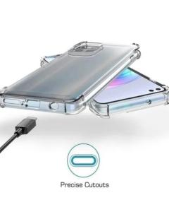 Capa Capinha transparente Silicone para Motorola G100