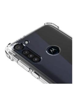 Capa Capinha transparente Silicone para Motorola G8 POWER