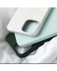 Case capinha de silicone aveludado para IPhone 12 PRO MAX