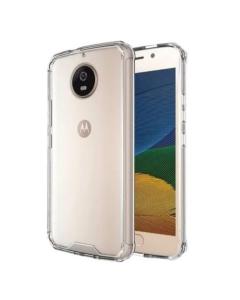 Capa Capinha transparente Silicone para Motorola G5S