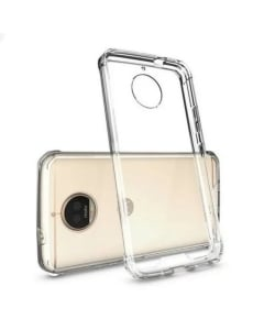 Capa Capinha transparente Silicone para Motorola G5 PLUS