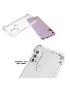 Capa Capinha transparente Silicone para Motorola G10/ G30