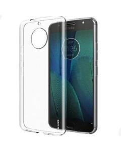 Capa Capinha transparente Silicone para Motorola G5S PLUS