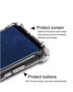 Capa Capinha transparente Silicone para Motorola E6 PLAY