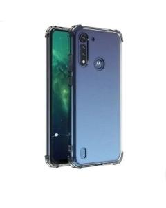 Capa Capinha transparente Silicone para Motorola G8 POWER LITE