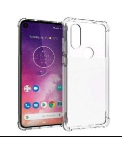 Capa Capinha transparente Silicone para Motorola E6