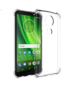 Capa Capinha transparente Silicone para Motorola G6 PLAY
