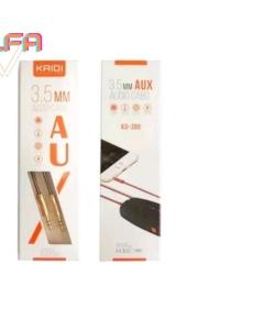 Cabo P2/p2 Kaidi Auxiliar Stereo 3.5mm