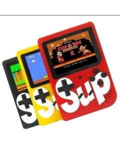 Mini Game Box Sup 400 Jogos in 1 Plus Vídeo-Game Portátil Compatível com TV