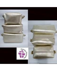 Kit nécessaire  com três peças (pequeno, médio e grande) Zamora Presentes